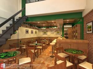 3D View Of Renovation Plans