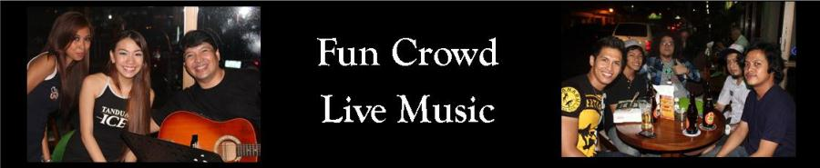 Fun Crowd Live Music