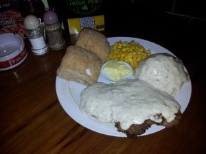 Country Fried Steak Hits The Menu
