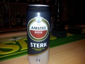New Imported Beer Amstel Sterk Dark