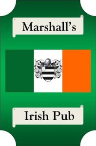 About Marshall's Irish Pub Bar & Restaurant