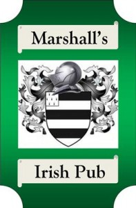Welcome To Marshall's Irish Pub Bar & Restaurant
