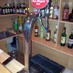 Draft Beer On Tap Now Available