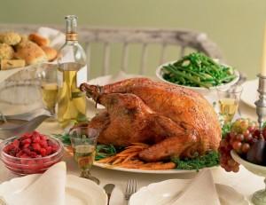 Thanksgiving Dinner In Cebu